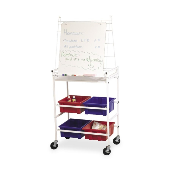 MooreCo Easel Cart with Wheels 33325 BLT33325
