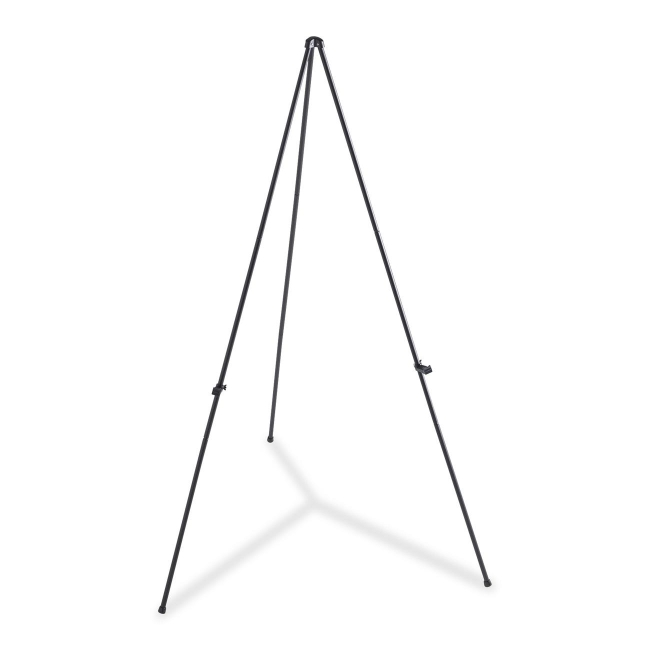Lorell Heavy duty Adjustable Display Folding Easel 75680 LLR75680