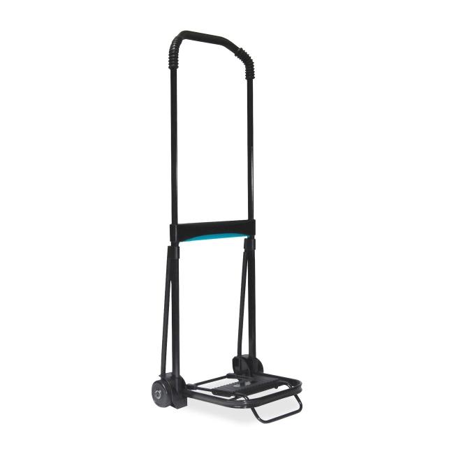 Safco 2 Tier Rolling File Cart 5278bl Saf5278bl