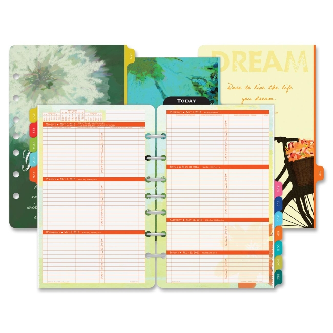 Planner Calendar Refills : Printer