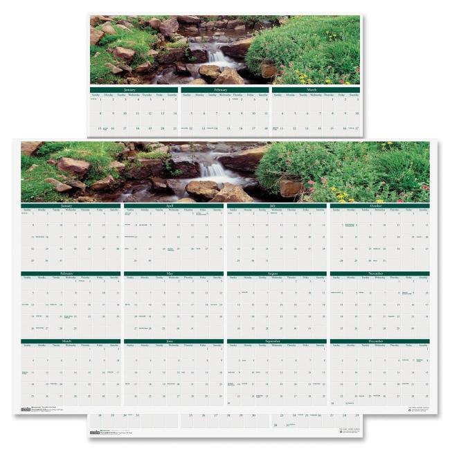 World Calendar Organization : Printer