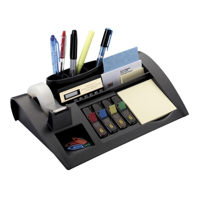 3M Weighted Desktop Organizer C50 MMMC50
