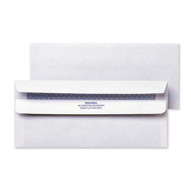 Quality Park Redi-Seal Security Tint Envelopes 11218 QUA11218