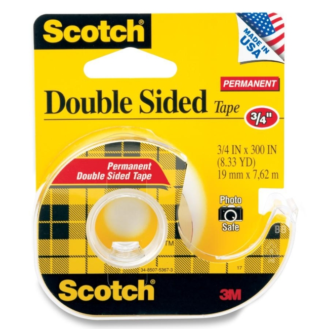 3m double sided tape 237 mmm237. Black Bedroom Furniture Sets. Home Design Ideas