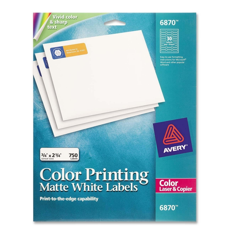 avery template 5147 - avery pres a ply standard return address label 30617 ave30617