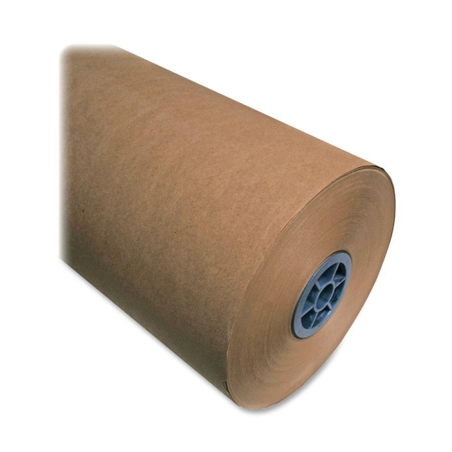 Sparco Bulk Kraft Wrapping Paper 24424 SPR24424