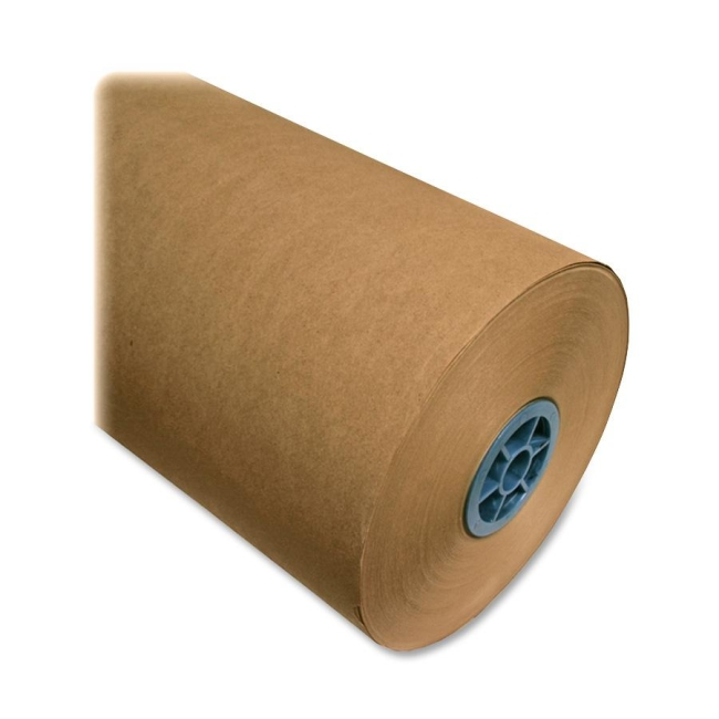 Sparco Bulk Kraft Wrapping Paper 24536 SPR24536