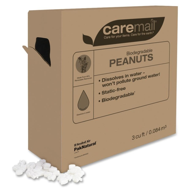 Duck Biodegradable Peanuts with Dispenser Box 1118683 CML1118683