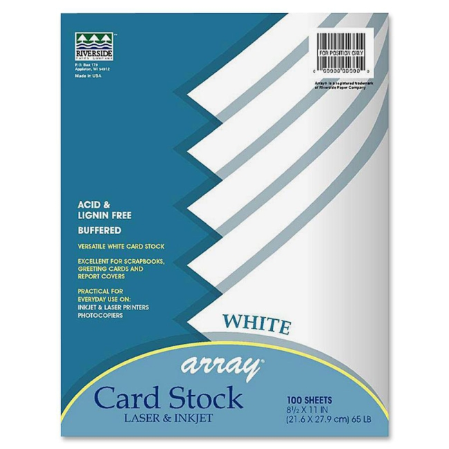 Classroom Keepers Array Classic Card Stock 101188 PAC101188