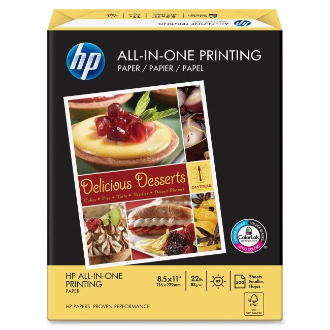 HP All-In-One Printing Paper 207010 HEW207010