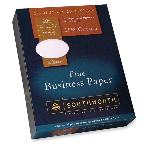 southworth watermarked paper