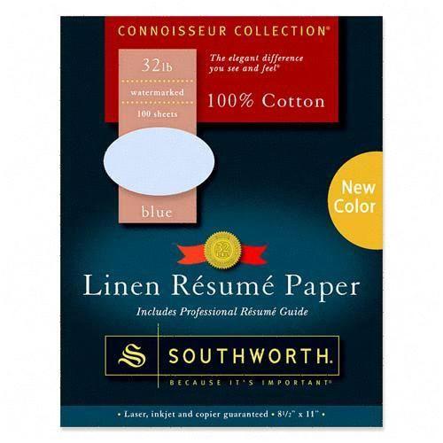 southworth company agawam ma linen resume paper