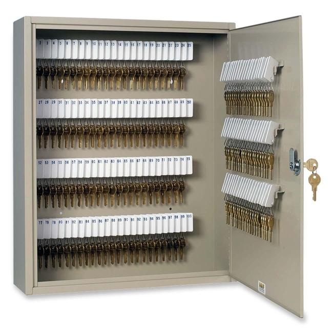 Large key cabinet organizer