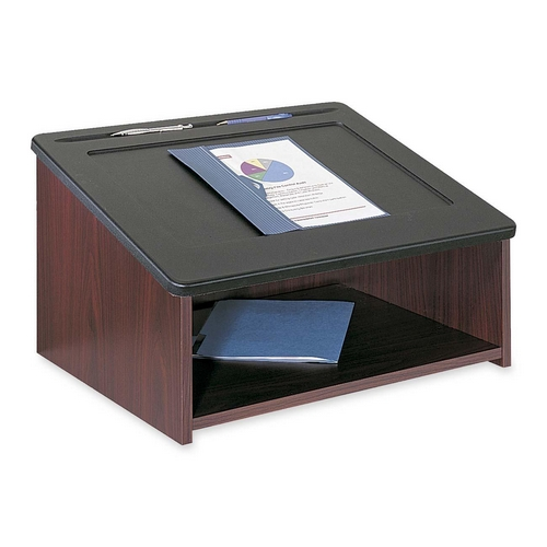 Safco Table Top Lectern 8916MH SAF8916MH