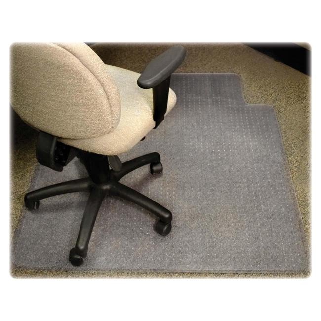 Anti Static Chair Mat : Diamond anti static chair mat lorell llr
