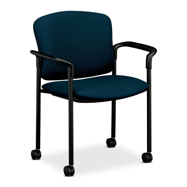 HON 4070 Series Mobile Guest Chair 4075NT90T HON4075NT90T