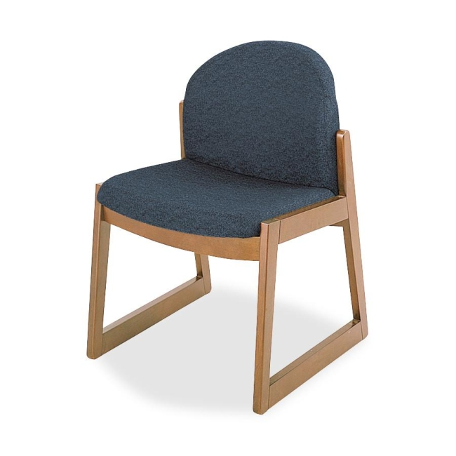 Safco Urbane Armless Guest Chair 7930BL1 SAF7930BL1