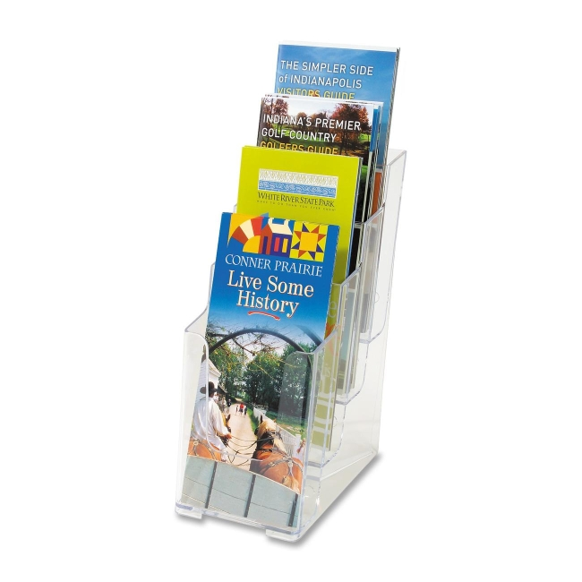 Deflect-o Leaflet Size Literature Holder 77701 DEF77701