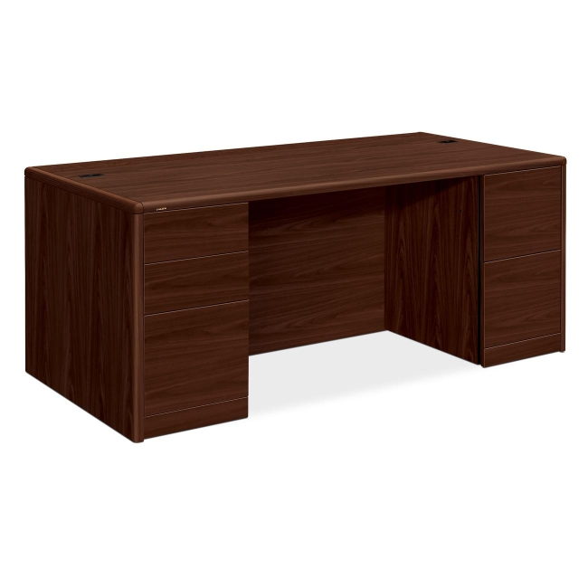 HON 10700 Series Double Pedestal Desk 10799NN HON10799NN