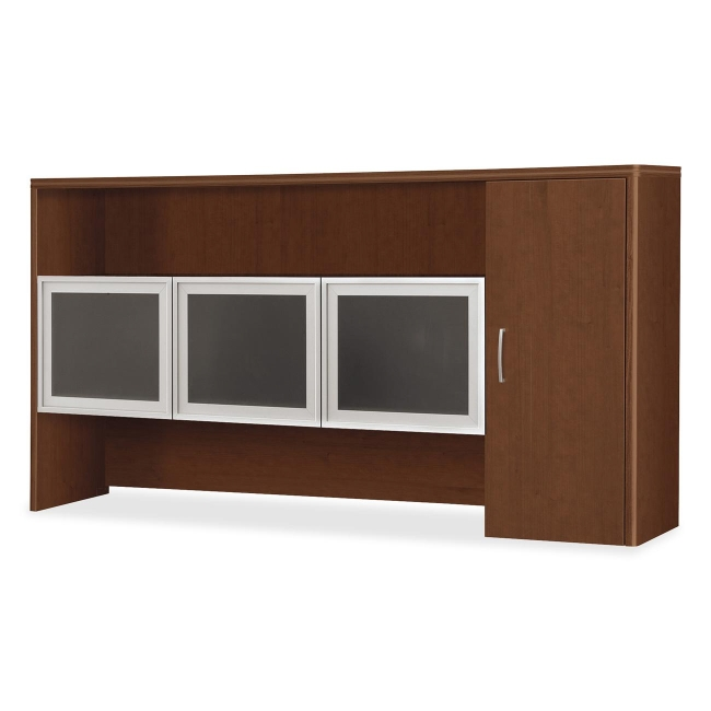 HON Attune Laminate Series Stack-on Storage Hutch 118314GFF HON118314GFF