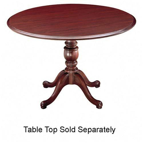 HON 94000 Series Queen Anne Table Base Kit 94011N HON94011N
