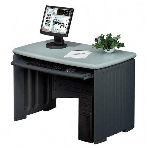 Iceberg Dent and Scratch Resistant Computer Desk 73002 ICE73002