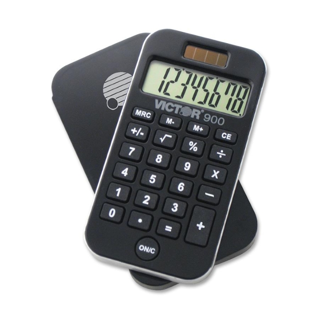 Victor Technology Compact Handheld Calculator 900 VCT900