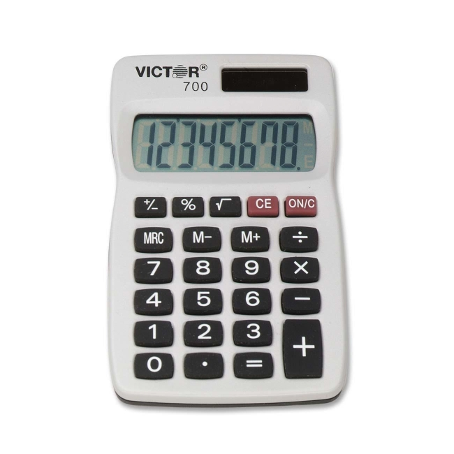 Victor Technology Handheld Calculator 700 VCT700