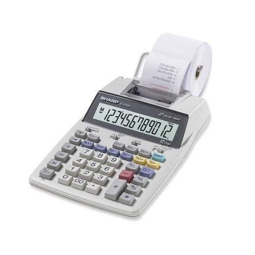 Sharp Printing Calculator EL1750V SHREL1750V
