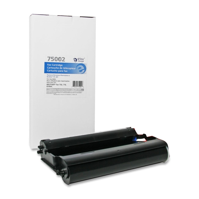 Elite Image Remanufactured Brother PC-301 Thermal Fax Cartridge 75002 ELI75002