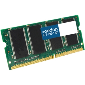 AddOn 2GB DDR3 1066MHZ 204-pin SODIMM F/Lenovo Notebooks 43R1988-AA