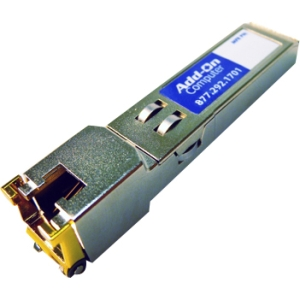 Gigabit Ethernet Module on Gigabit Ethernet Sfp Module Add On Computer Ex Sfp 1ge T Ao Acp Device