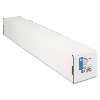 "HP Litho-Realistic Paper, Matte, 13 mil, 60"" x 100 ft, White, Roll HEWK6B82A Q7973A"
