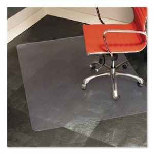 ES Robbins 46x60 Rectangle Chair Mat, Multi-Task Series for Hard Floors, Heavier Use ESR132321 132321