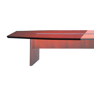 Mayline Corsica Conference Series 6' Starter Modular Table Top, Sierra Cherry MLNCMT72STCRY CMT72STCRY