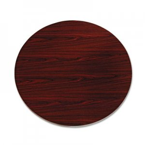 "HON 10500 Series Round Table Top, 42"" Diameter, Mahogany HONTLD42GNNN HLD42G.X.N.N"