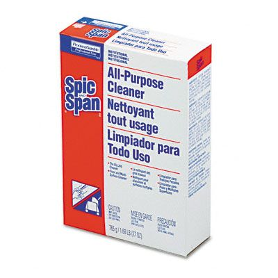 Spic and Span Spic and Span All-Purpose Floor Cleaner, 27oz Box 31973EA PAG31973EA