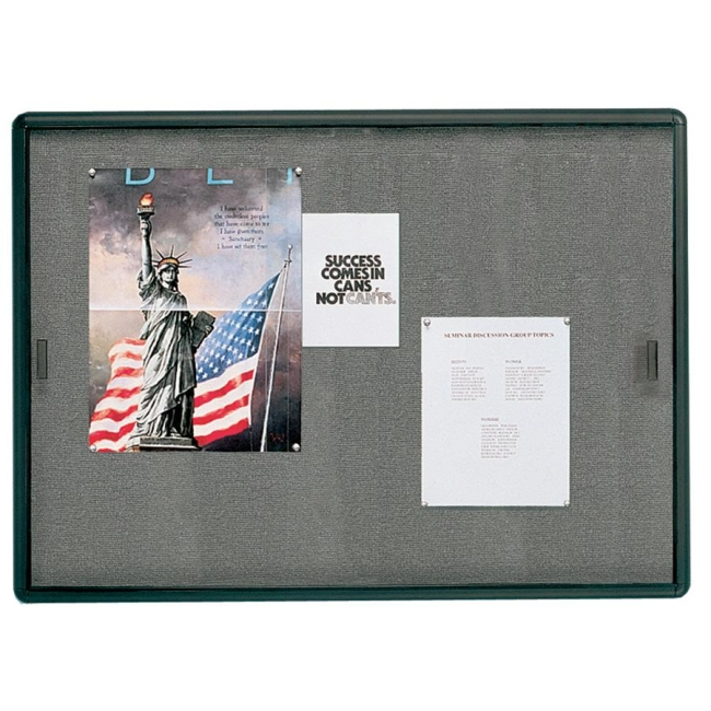 ACCO Indoor Use Bulletin Board 2364S QRT2364S