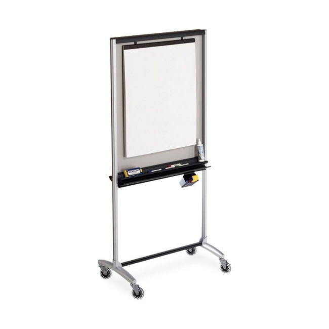 3-In-1 Easel Mobile Display Easel AC Brands 500TE QRT500TE Easel Boards