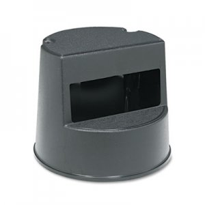 Rubbermaid Commercial Rolling Step Stool Curved Design