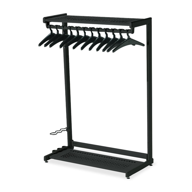 ACCO Two Shelf Garment Rack 20224 QRT20224
