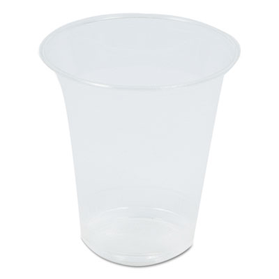 NatureHouse Compostable PLA Corn Plastic Cold Cups, 12oz, Clear, 50/Pack SVARP19 NAH-RP19