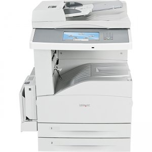 Lexmark Multifunction Printer 19Z0102 X860DHE 3