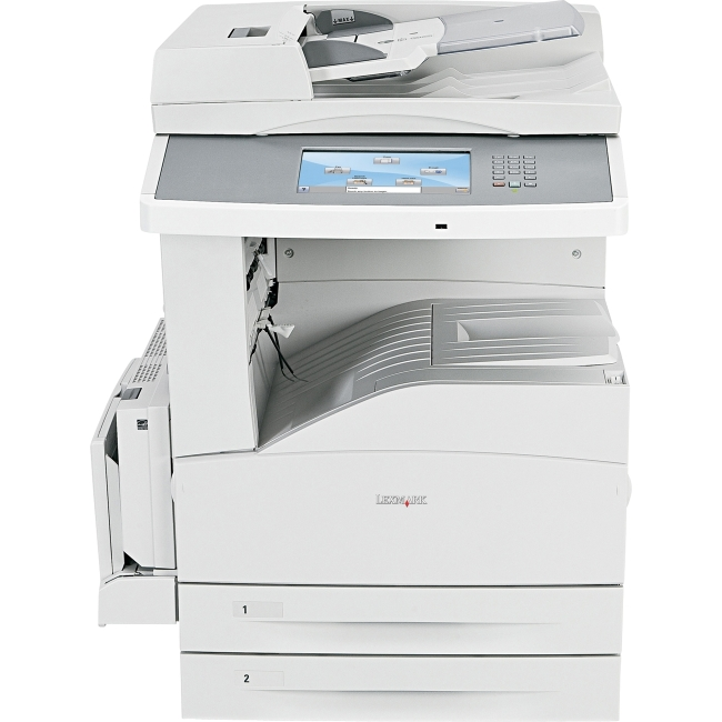 Lexmark Multifunction Printer 19Z0200 X860DE 4