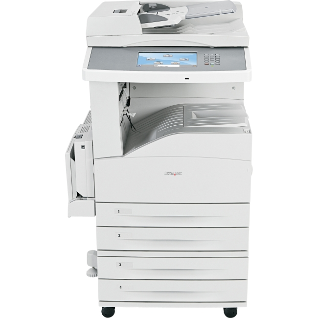Lexmark Multifunction Printer 19Z0201 X862DTE 4