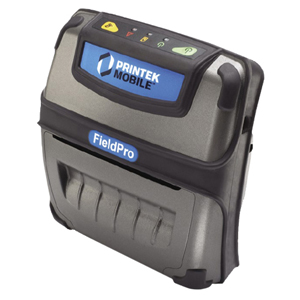 Printek FieldPro Thermal Label Printer 91844 RT43