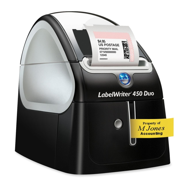 Dymo LabelWriter 450 DUO Label Printer 1752267 450 Duo