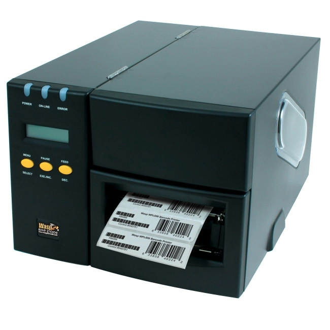 Wasp Thermal Label Printer 633808403478 WPL604