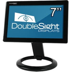 DoubleSight Displays Widescreen LCD Monitor DS-70U