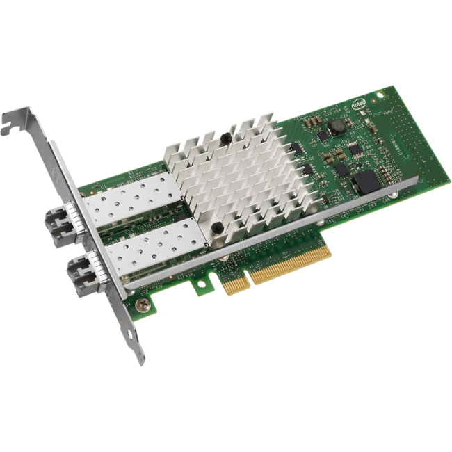 Intel Ethernet 10 Gigabit Converged Network Adapter E10G42BFSR X520-SR2